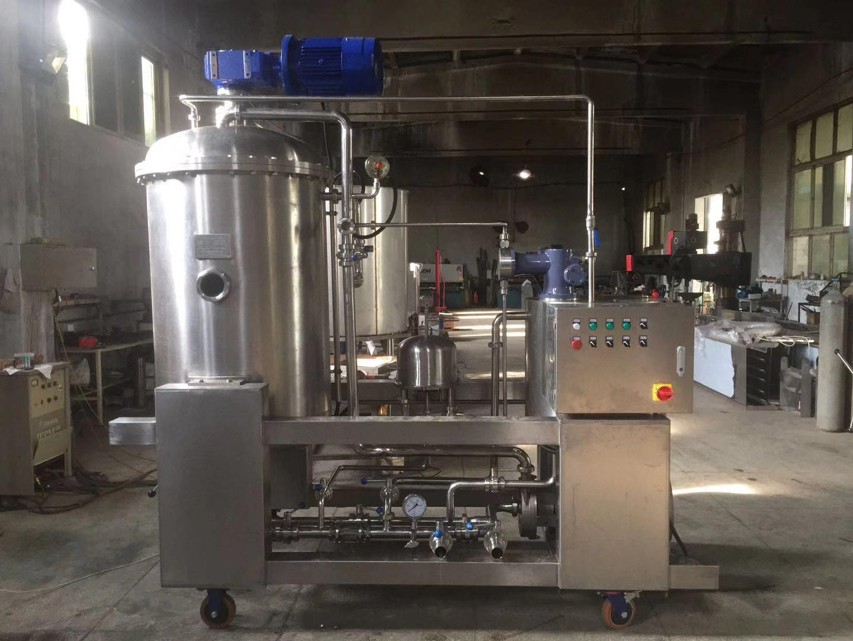废土可以干排的圆盘过滤机-新乡森科机械生产厂家