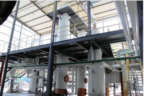 废机油炼油设备/废机油再生设备/废机油提炼柴汽油设备