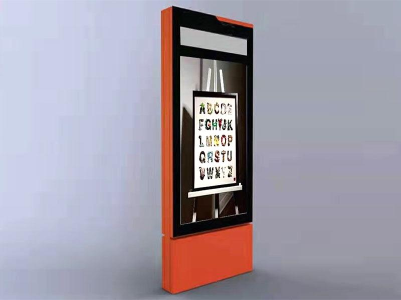 广告滚动灯箱