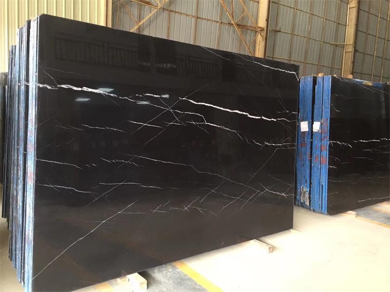 云浮黑白根大理石供應-哪里可以買到新品黑白大理石