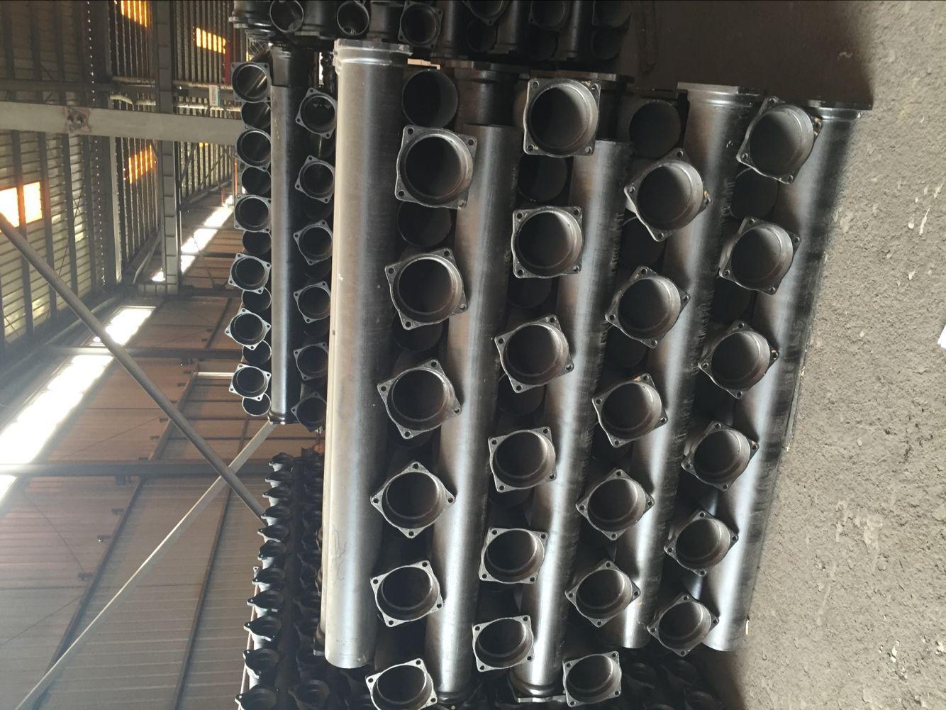 联通机制铸铁管厂家*W型柔性铸铁管厂家-离心铸铁管