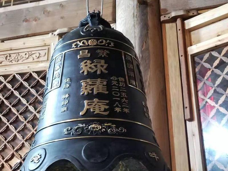 佛道教大铜钟供货厂家,哪里可以买到铜钟
