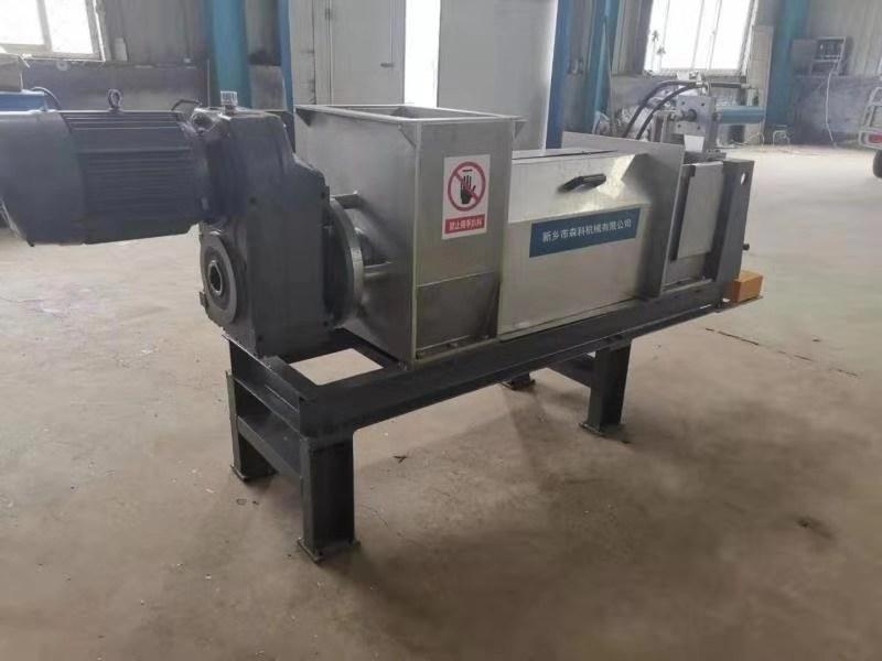 新乡森科5吨/时尾菜压榨机脱水率高,质量可靠