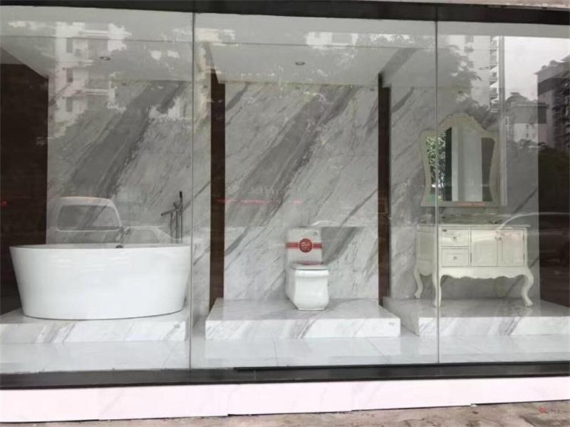 大理石爵士白供应商-买质量好的爵士白石材好盈石材