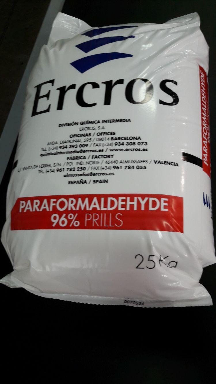 西班牙多聚甲醛96含量  常年库存产品