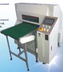 民汇自动化科技提供好的橡胶切条机,浙江橡胶切条机