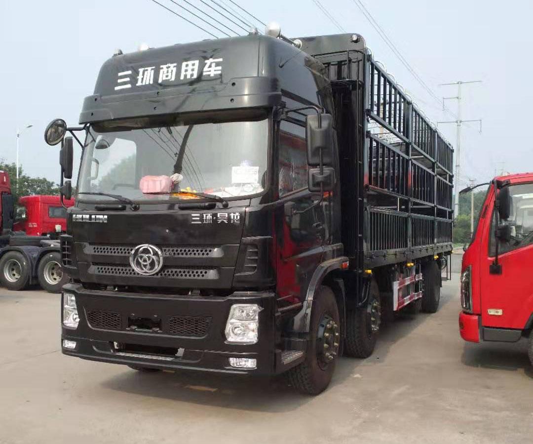 想买专业的7.6米前四后六载货车,就来临沂景环汽贸,济南三环7.6米前四后六载货