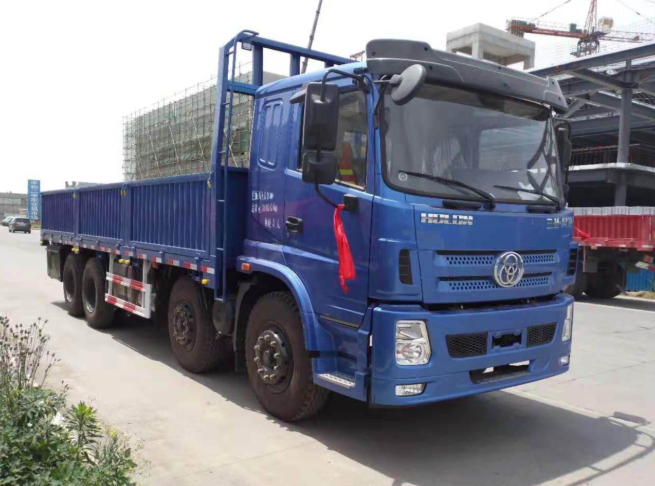 臨沂景環汽貿提供質量好的7.6米前四后六載貨車_菏澤東風7.6米前四后六倉柵