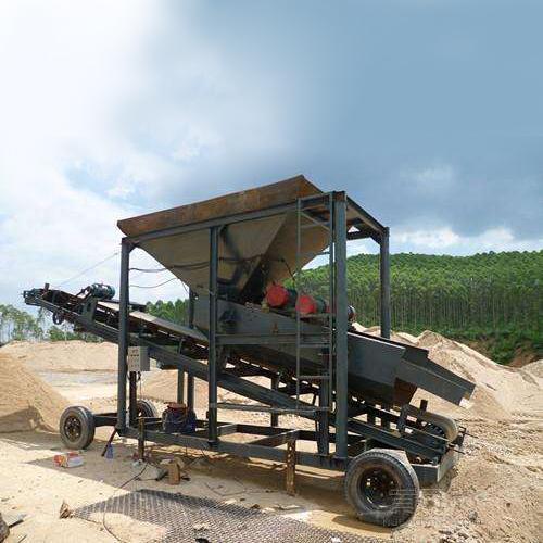 筛沙机订做-志拓环保设备筛沙机推荐