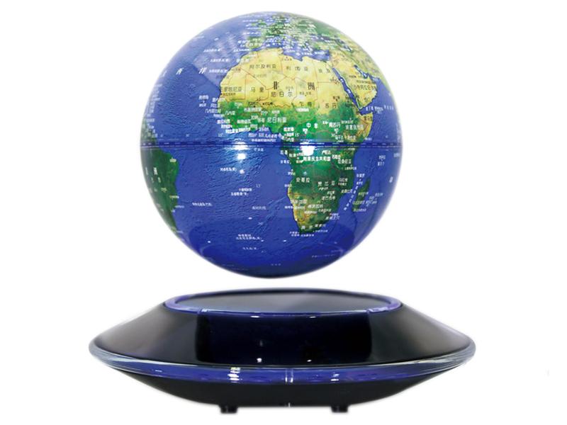 磁懸浮地球儀廠家供應-深圳口碑好的磁懸浮六寸飛碟地球儀哪里可以買到
