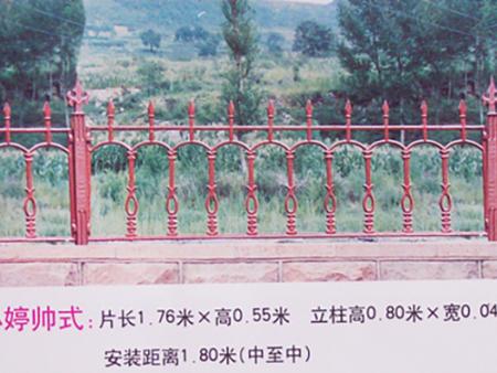 北京护栏配件报价-买耐用的铝艺护栏配件-就来宝川金属制品