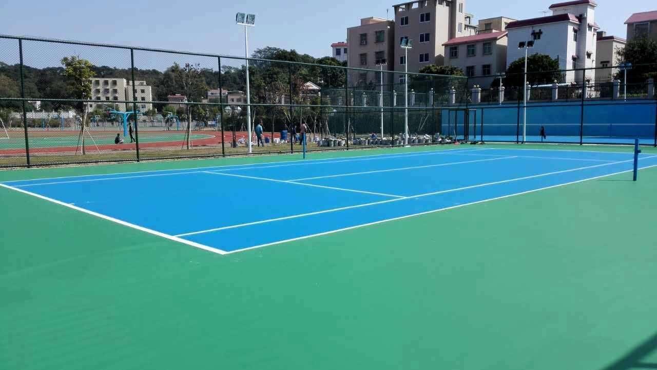 广东设计新颖的硅PU球场-口碑好的硅PU球场在哪里可以买到