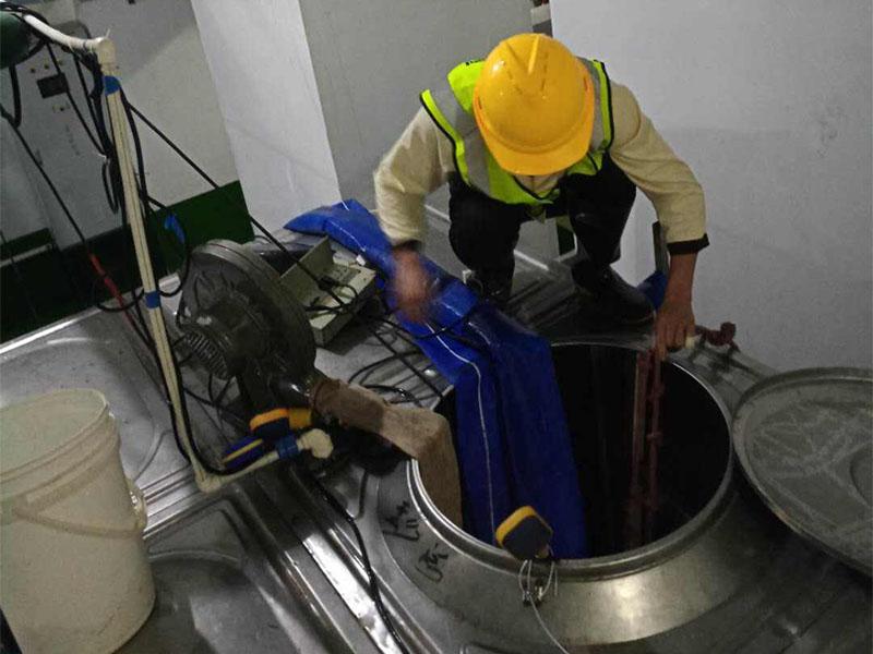 兰州二次供水清洗公司-兰州哪里有口碑好的二次供水清洗