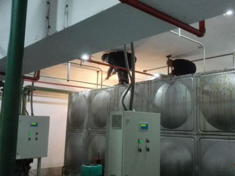 兰州二次供水清洗_甘肃云想同清农业科技提供的二次供水清洗服务优良