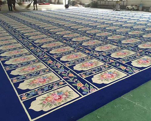 金昌手工羊毛地毯_大量供应出售精良的手工羊毛地毯