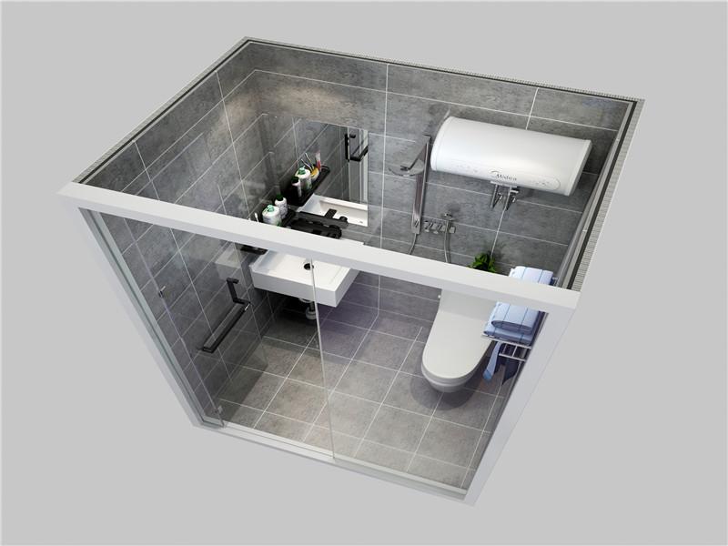 整体卫浴口碑好|品质整体卫生间专业供应