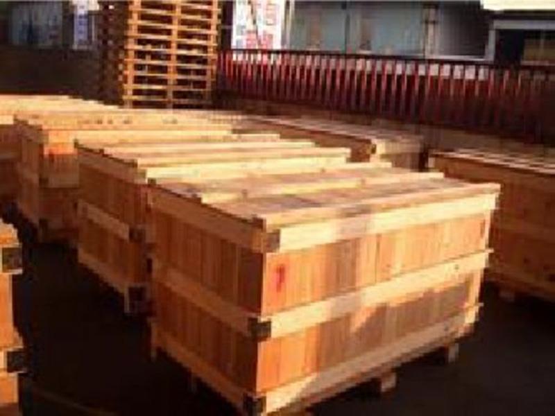 嘉峪關熏蒸木箱-甘肅定西木包裝箱訂做