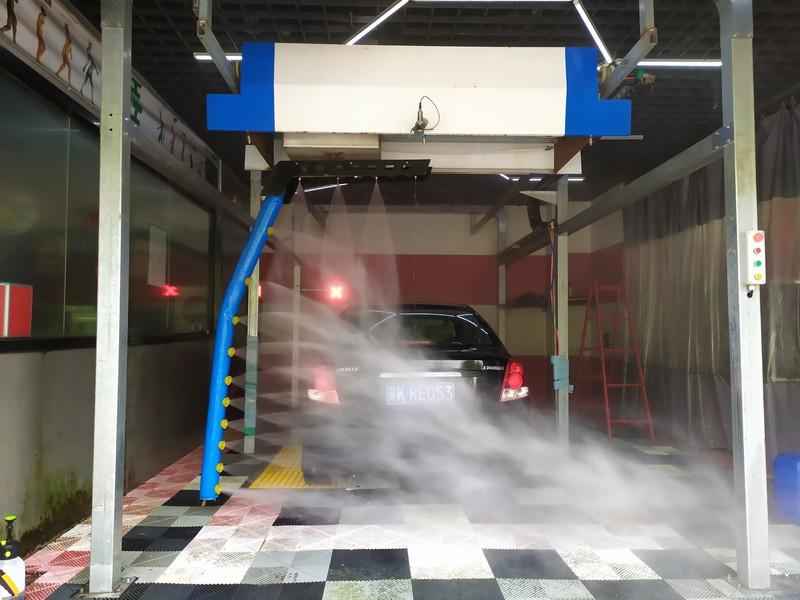 廠家供應洗車機 福愛馳洗車機哪里好