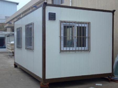 资源集装箱房厂-专业生产安装集装箱房屋