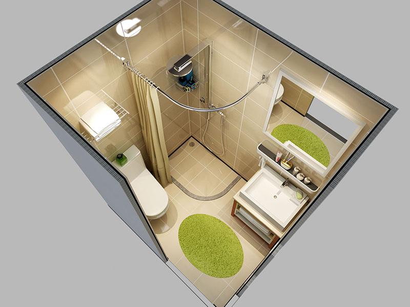广东环保的装配式卫生间|江门专业的装配式卫生间供应