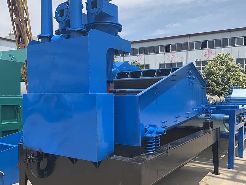 四川细砂回收机厂家-热门细砂回收机动态