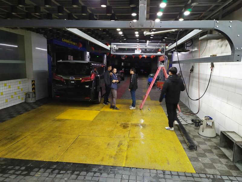 南京洗車機-福愛馳全自動洗車機廠家