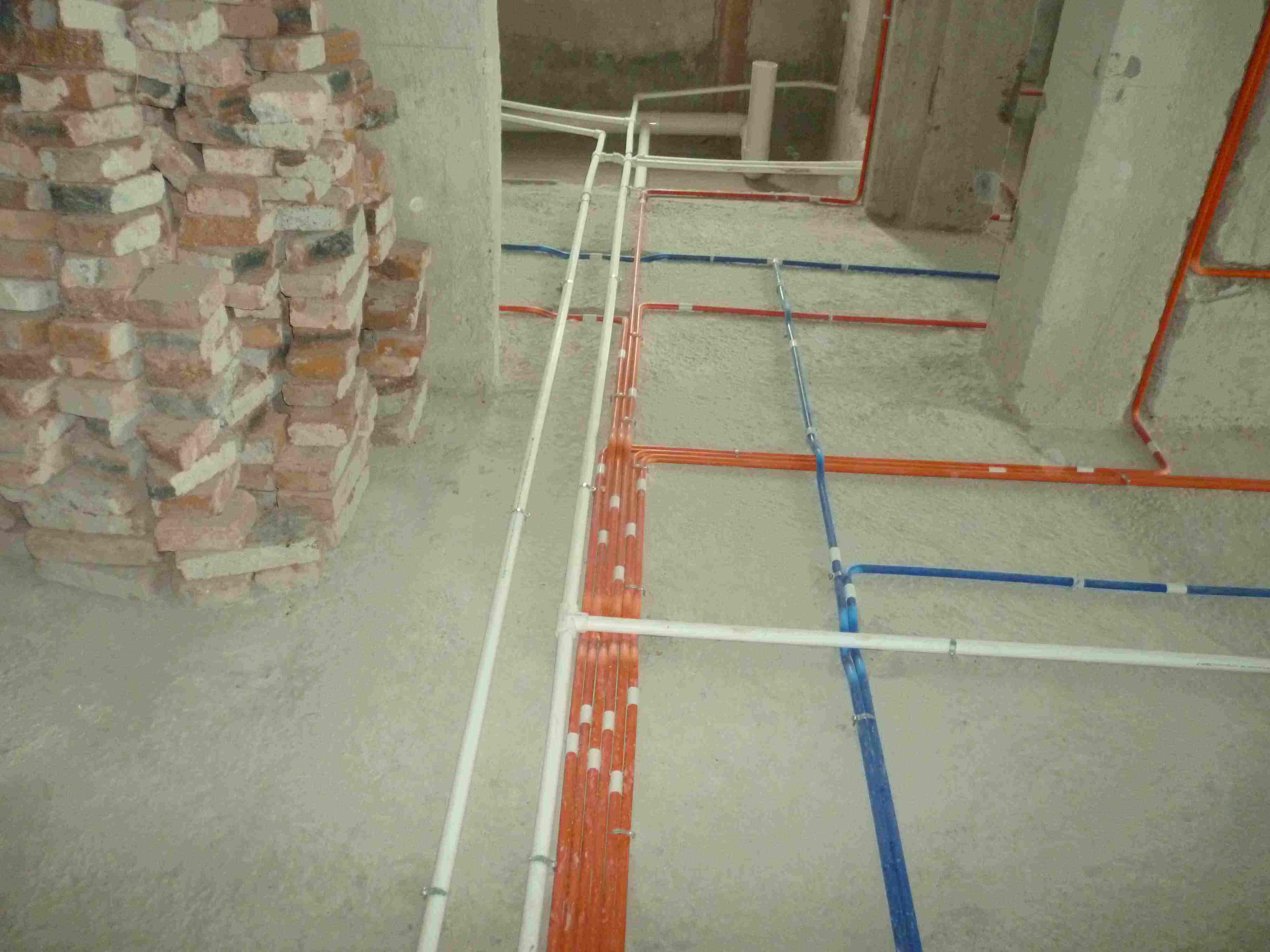 厦门水管道-福建好用的PP-R纳米给水管道防橡胶棉静音批销