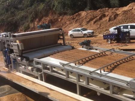 机制砂污泥脱水设备//机制砂污泥脱水设备厂家