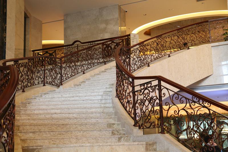 固格锌钢楼梯扶手