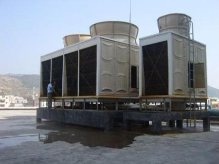 西安中央空调冷却器清洗-西安中央空调清洗承接