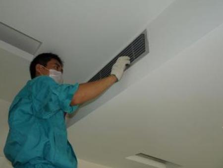 中央空调主机蒸发器清洗公司-陕西星宇环境靠谱的西安中央空调清洗推荐