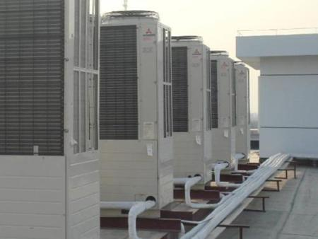 中央空调冷凝器清洗-想要有口碑的西安中央空调清洗就找陕西星宇环境