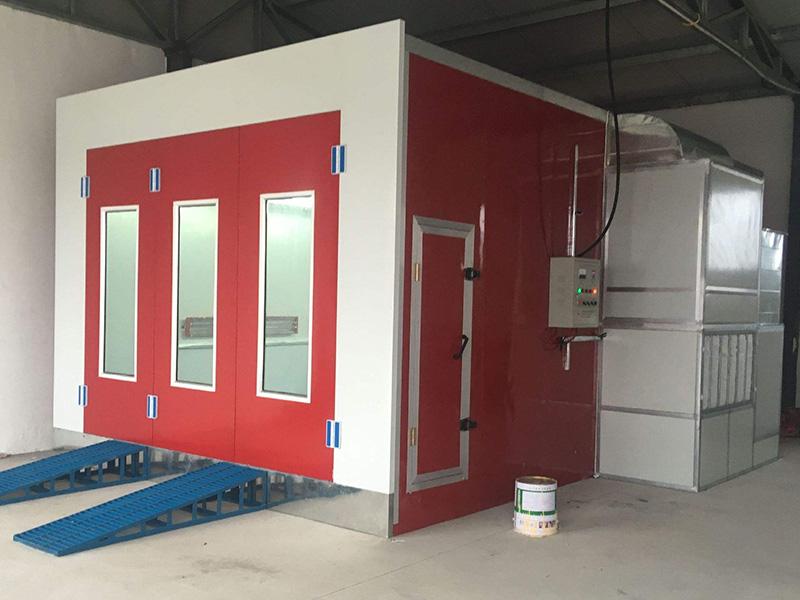 烤漆房環保設備-山東專業的烤漆房哪里有供應
