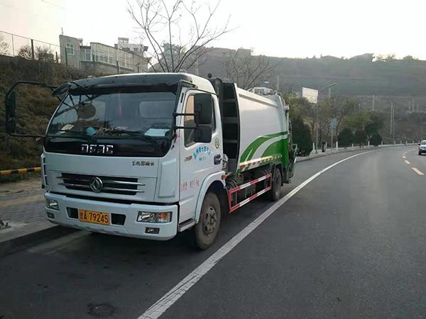 甘肅垃圾清運|綠化養護|蘭州大龍物業保潔|西寧建筑垃圾清運