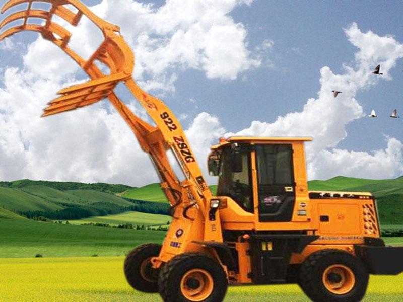 加高臂抓草机_龙拓工程机械质量可靠的抓木机出售