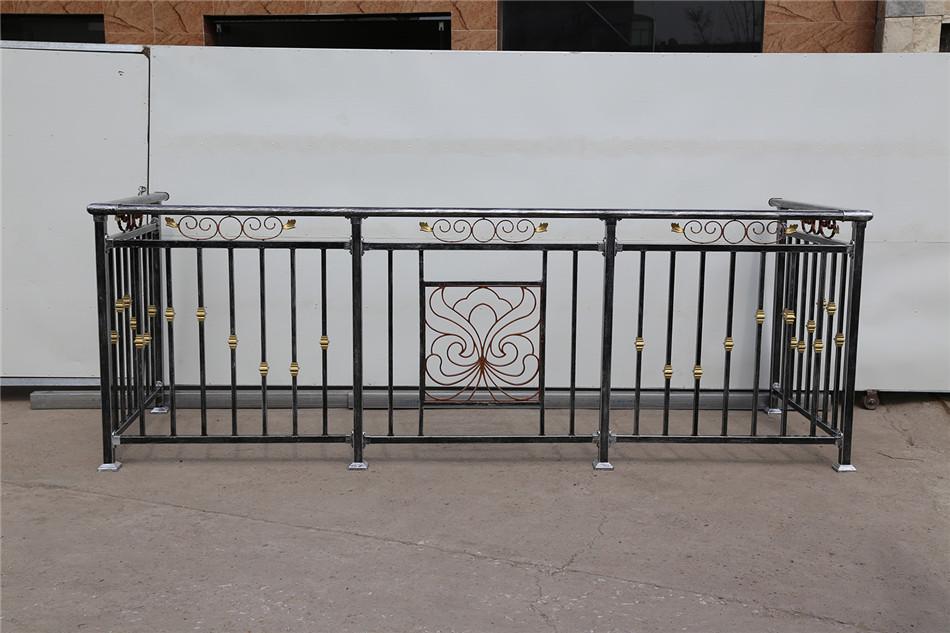 固格锌钢护栏