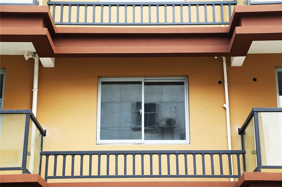 固格铝艺阳台