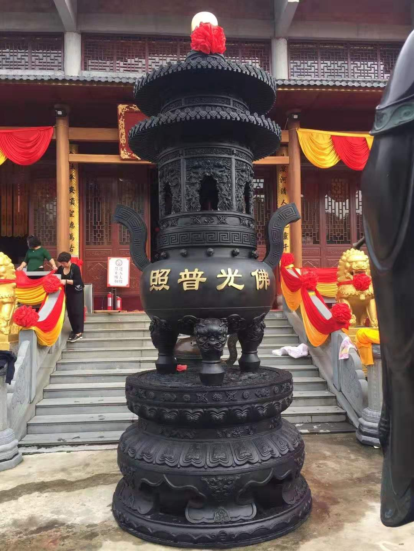 溫州滿意的三層寶鼎批發,低價佛殿三層寶鼎
