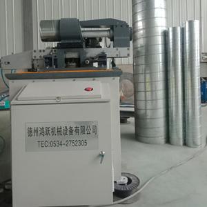 国产优质管模式螺旋风管机