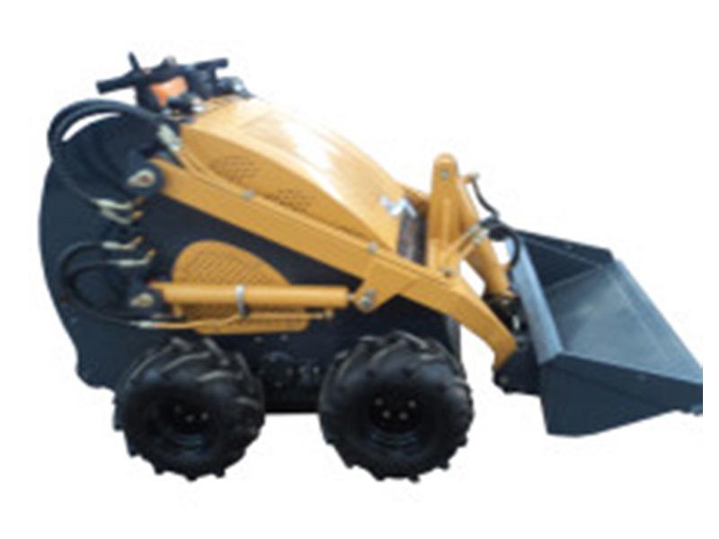 石家庄小型滑移装载机-金宏机械提供质量硬的滑移装载机