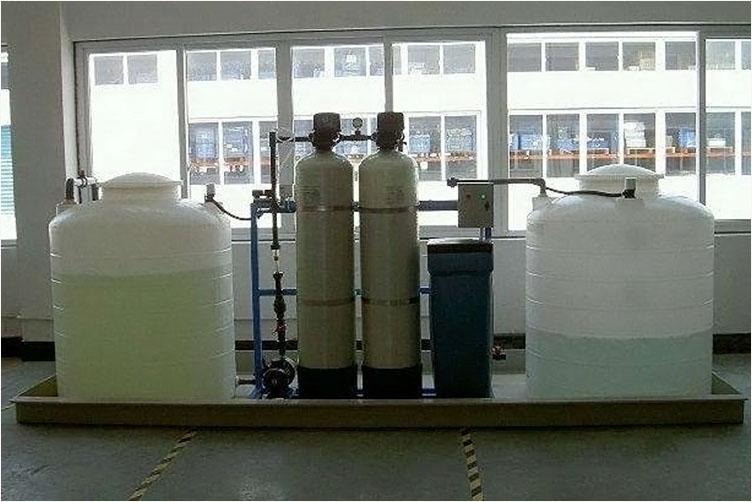 地下水除垢软水设备,软化水设备锅炉工业用去除水垢-水视界