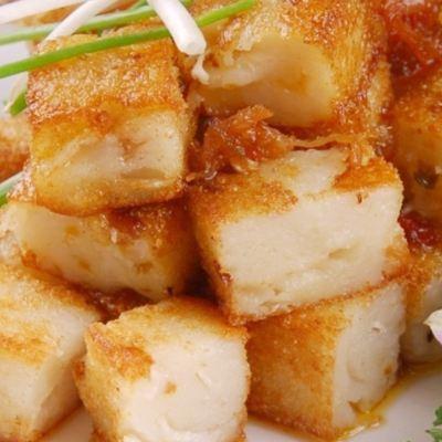 广式点心早餐加盟连锁-广州哪里有供应萝卜糕