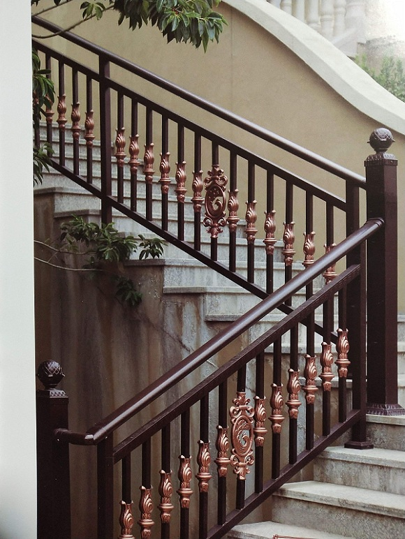泉州铝艺楼梯价格-划算的铝艺楼梯厂家直销