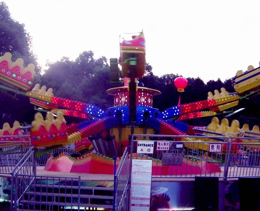 濟源彈跳機游樂設備-創新的穿越時空就在鄭州神龍游樂設備有限公司