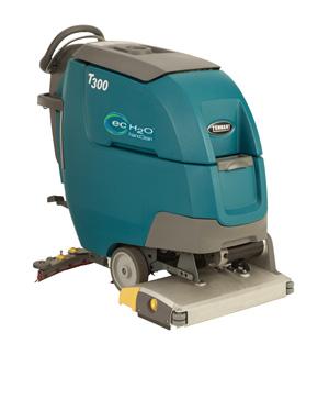 坦能手推式洗地机T300e/T500e,万洁清洁钻石级经销商