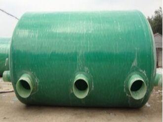 玻璃钢化粪池优点,玻璃钢化粪池安装,玻璃钢化粪池性能