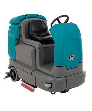 坦能驾驶式洗地机T12/T16,万洁清洁钻石级经销商