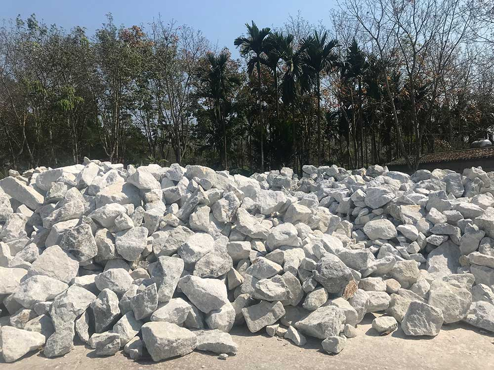 氧化钙(cao)|工业级生石灰|海南鑫盛