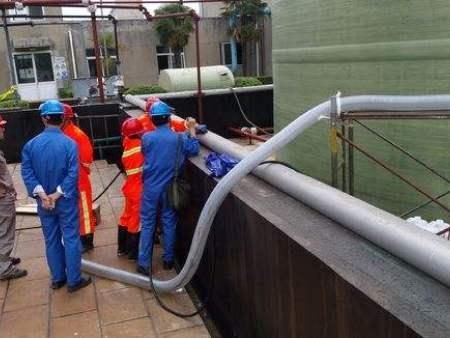 自来水管道清洗_陕西有信誉度的西安管道管线清洗公司