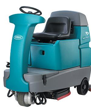坦能T7驾驶式洗地机,万洁清洁钻石级经销商